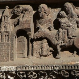 La trahison des images. Signifier la valeur de la matérialité au portail de Saint-Pierre de Moissac. Par Elise Vernerey